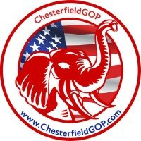 Chesterfield County Republican Committee Logo